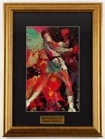 "LeRoy Neiman ""Muhammad Ali"" 15"" x 20"" Custom Framed Art Print"