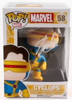 "Stan Lee Signed ""Cyclops"" Marvel POP! Vinyl Figure (Radtke COA & Lee Hologram)"