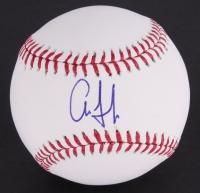 Aaron Judge Signed OML Baseball (JSA COA)