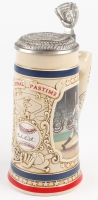 """Babe Ruth LE Yankees """"The Called Shot"""" Stein Tankard at PristineAuction.com"""