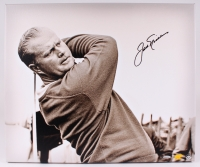 "Jack Nicklaus Signed ""Up Close & Personal"" 20"" x 24"" Giclee on Stretched Canvas (UDA COA)"