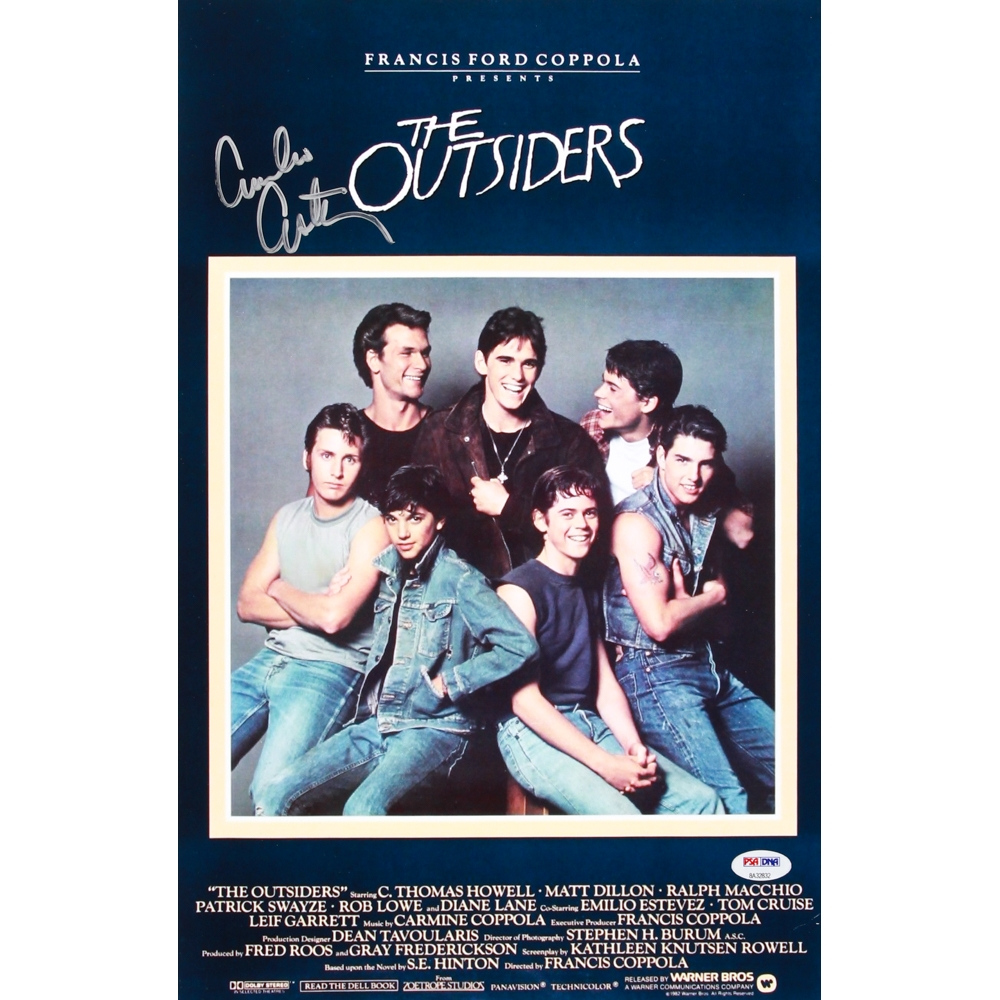 an analysis of coppolas movie the outsiders Fifty years of outsiders sociological analysis of the literary novel the outsiders  francis ford coppola, how does the movie represent gender role.