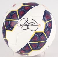 Lionel Messi & Neymar Signed Nike FC Barcelona Logo Soccer Ball (PSA)