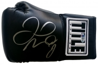 Floyd Mayweather Jr. Signed Title Boxing Glove (Beckett COA)