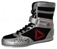 Floyd Mayweather Jr. Signed Boxing Shoe (Beckett COA)