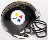 Heath Miller Signed Steelers Mini Helmet (TSE COA) at PristineAuction.com