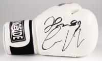 Conor McGregor & Floyd Mayweather Jr. Signed Ringside Boxing Glove (PSA & Beckett COA)