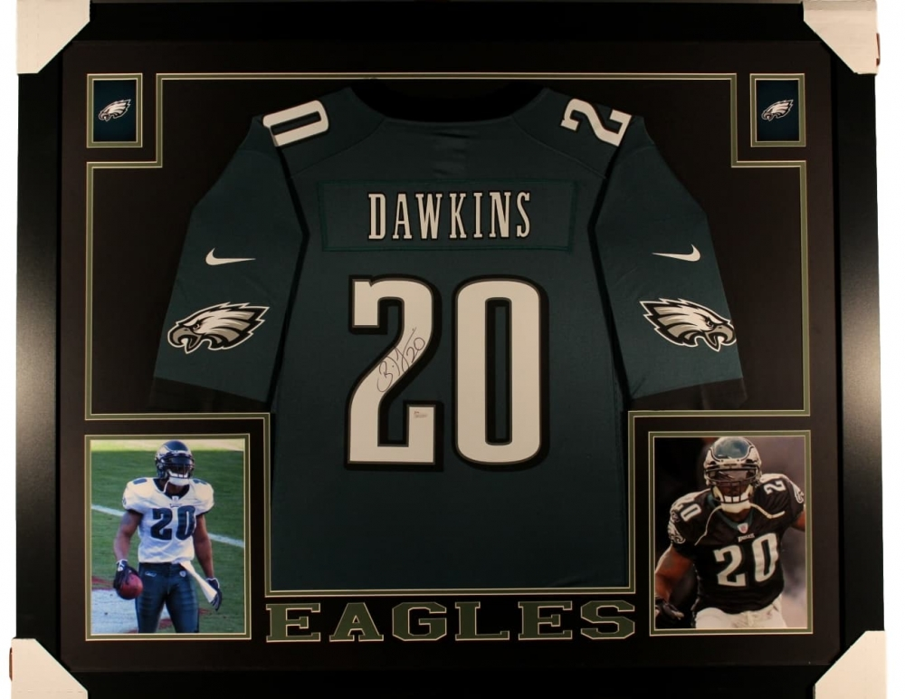 huge selection of 25a72 cfd6a 20 brian dawkins jersey village