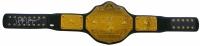 Hulk Hogan Signed WWE World Heavyweight Championship Belt (JSA COA)