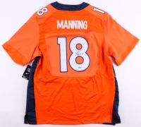 Peyton Manning Signed Broncos Authentic Jersey (Steiner COA)