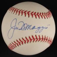 Joe DiMaggio Signed OAL Baseball (PSA Hologram)