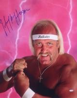 Hulk Hogan Signed 16x20 Photo (Steiner COA)