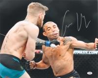 Conor McGregor Signed UFC 16x20 Photo (PSA Hologram)