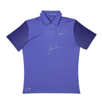 Tiger Woods Signed Limited Edition Nike Polo Shirt (UDA COA)