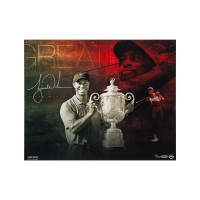 "Tiger Woods Signed ""Destined for Greatness"" Limited Edition 16x20 Photo (UDA COA) at PristineAuction.com"