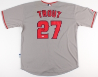 Mike Trout Signed Angels Jersey (PSA LOA)