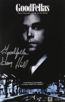 "Henry Hill Signed ""Goodfellas"" 11x17 Movie Poster Inscribed ""Good Fella"" (Hill Hologram)"