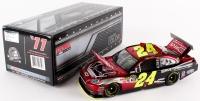 Jeff Gordon Signed NASCAR 1:24 Action Die Cast Car #24 AARP Drive to End Hunger 2011 Impala Liquid Color (Gordon Hologram)