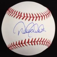 Derek Jeter Signed OML Baseball (Steiner Hologram)