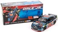 Dale Earnhardt Jr. Signed NASCAR LE #88 National Guard 2014 Chevrolet SS 1:24 Scale Die Cast Car Color Chrome (Earnhardt Hologram)