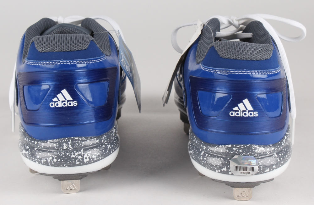 b3c7230dd189e5 Kris Bryant Signed Pair of Adidas Cleats (Fanatics COA) at  PristineAuction.com