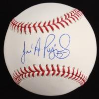 Albert Pujols Signed OML Baseball (MLB Hologram)