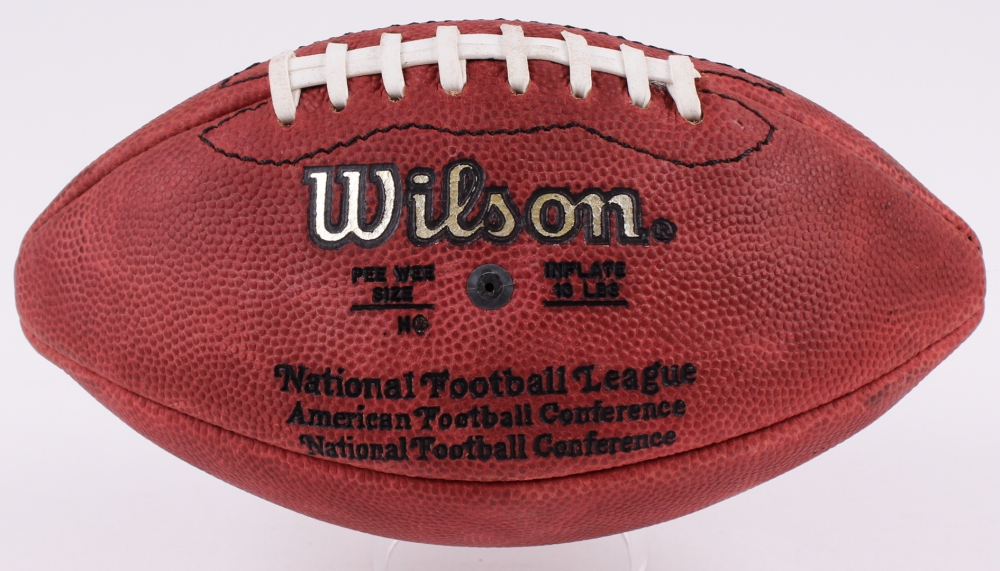 ab8ef14e648 Dan Marino Signed NFL Mini Football (Hollywood Collectibles   Upper Deck  COA) at PristineAuction