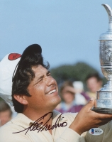 Lee Trevino Signed 8x10 Photo (Beckett COA)