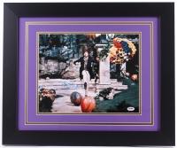 "Gene Wilder Signed ""Willy Wonka & the Chocolate Factory"" 23.5"" x 19.5"" Custom Framed Photo (PSA COA)"