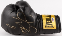 Floyd Mayweather Jr. Signed Everlast Boxing Glove (PSA)