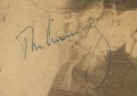 "John F. Kennedy Signed 17"" x 21"" Custom Framed Newspaper Cover (JSA LOA) at PristineAuction.com"