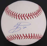 Jurickson Profar Signed OML Baseball (PSA COA) at PristineAuction.com