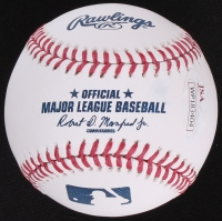 "Bruce Sutter Signed OML Baseball Inscribed ""HOF 06"" (JSA COA) at PristineAuction.com"