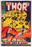 "Vintage 1967 ""The Mighty Thor"" Issue #139 Marvel Comic Book"