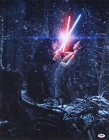 """Daisy Ridley Signed Rey """"Star Wars: The Force Awakens"""" 16x20 Photo (PSA COA) at PristineAuction.com"""