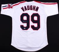 "Charlie Sheen Signed Major League Indians ""Vaughn"" Jersey (PSA COA)"