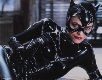 "Batman Returns ""Catwoman"" 1992 Special Collector's Edition Movie Card"