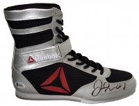 Floyd Mayweather Jr. Signed Reebok Boxing Shoe (Beckett COA) at PristineAuction.com
