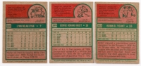 1975 Topps Complete Set of (660) Baseball Cards with #500 Nolan Ryan, #223 Robin Yount, #228 George Brett at PristineAuction.com