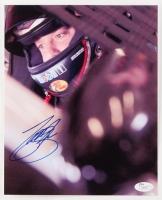 Tony Stewart Signed NASCAR 8x10 Photo (JSA COA)