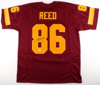 Jordan Reed Signed Redskins Jersey (JSA COA)