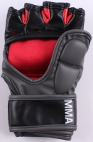 Conor McGregor Signed Everlast MMA Glove (Beckett Hologram) at PristineAuction.com