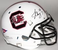 Jadeveon Clowney Signed South Carolina Gamecocks Full-Size Helmet (JSA COA)