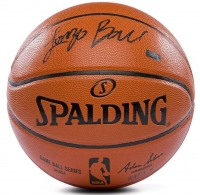 Lonzo Ball Signed Game Ball Series Basketball (Panini COA) at PristineAuction.com