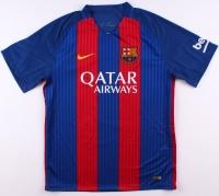Neymar Signed Nike Barcelona Jersey (PSA COA) at PristineAuction.com