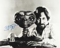 "Steven Spielberg Signed ""E.T. the Extra Terrestrial"" 16x20 Photo (JSA ALOA)"