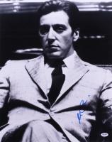 "Al Pacino Signed ""Godfather"" 16x20 Photo (PSA COA)"