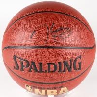 Kevin Durant Signed Basketball (Beckett Hologram)