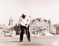 Jack Nicklaus Signed 8x10 Photo (JSA COA)