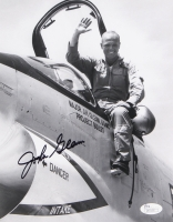John Glenn Signed 8x10 Photo (JSA COA)